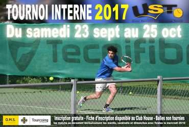 Tournoi Interne 2017